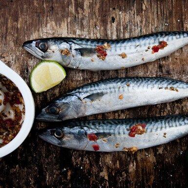 1-makrela w paście curry