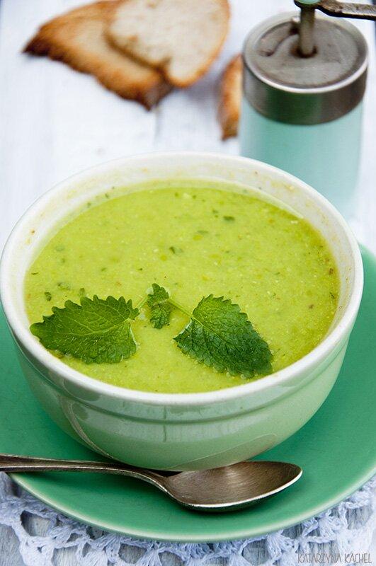 1-zupa krem z groszku2